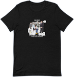 Out Of Office Album Tee - Black