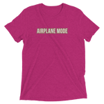 Airplane Mode Official Tee (Choose Color) - Light Armor Music