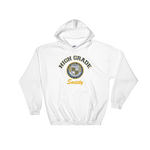 High Grade Society Hoodie - White - Light Armor Music