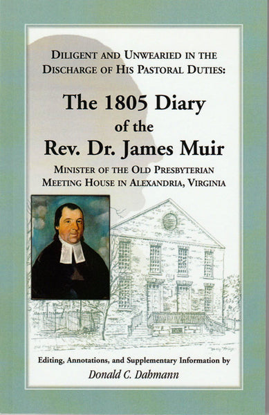 The 1805 Diary of the Rev. Dr. James Muir
