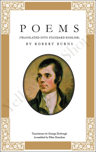 Robbie Burns Booklet