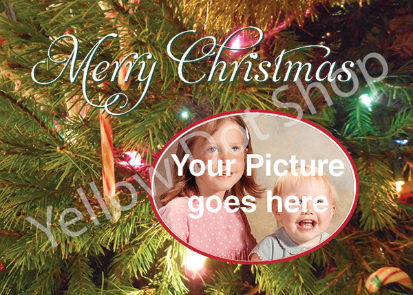 Christmas Card-Customize - 007