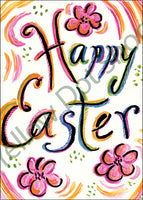 Happy Easter Card - 044