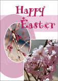 Easter Card-Cherry Blossoms - 045