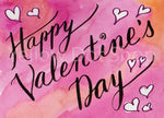 Happy Valentine Day Card - 036