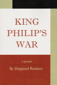 King Philip's War - Native American History poem