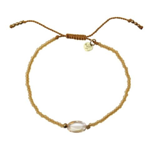 A Beautiful Story Summer Citrien armband