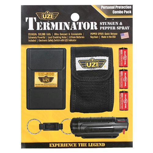 Personal Protection Combo Pack
