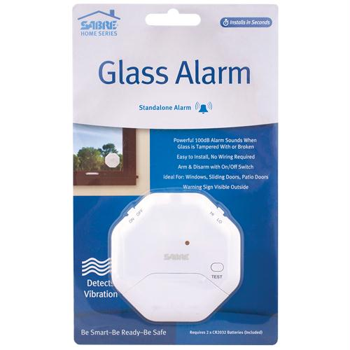 Sabre Glass Alarm