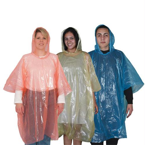 Emergency Poncho - Color