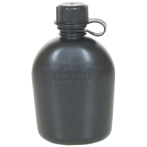 1 Qt. Canteen (3-piece) - Black