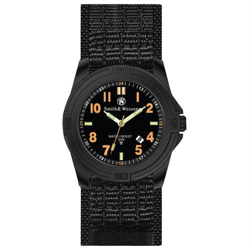 Smith & Wesson Soldier Watch - Rubber Strap