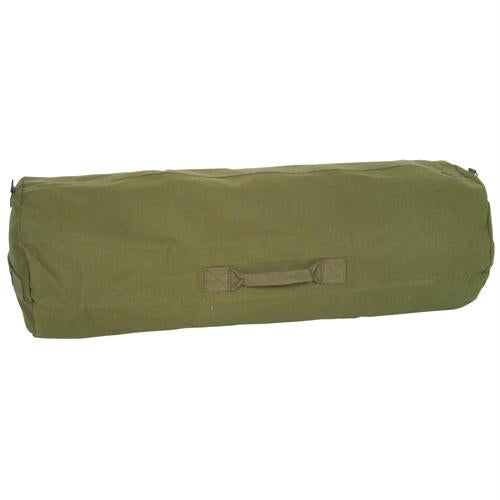 Zippered Duffel Bag (21