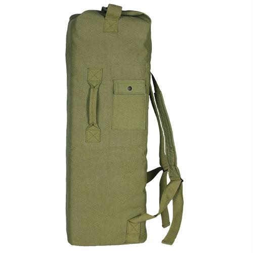 Two Strap Duffel Bag - Olive Drab