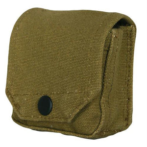 Canvas Compass Pouch