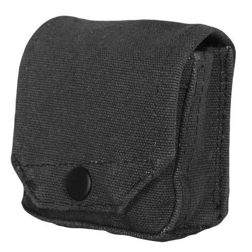 Canvas Compass Pouch - Black