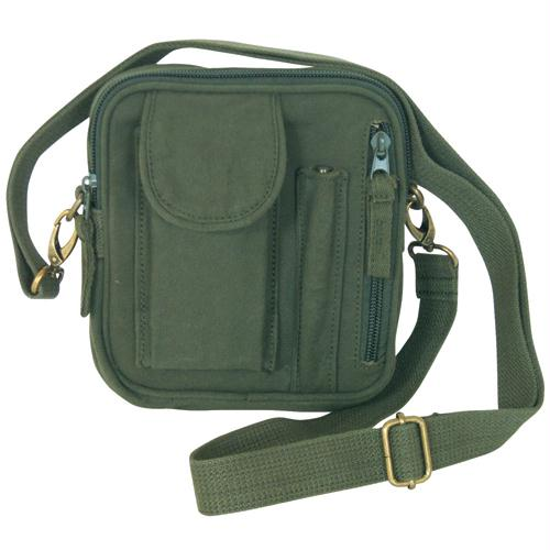 Deluxe Excursion Organizer - Olive Drab