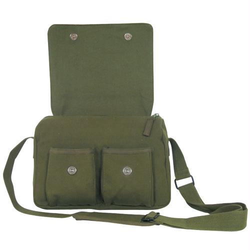 Departure Shoulder Bag - Olive Drab