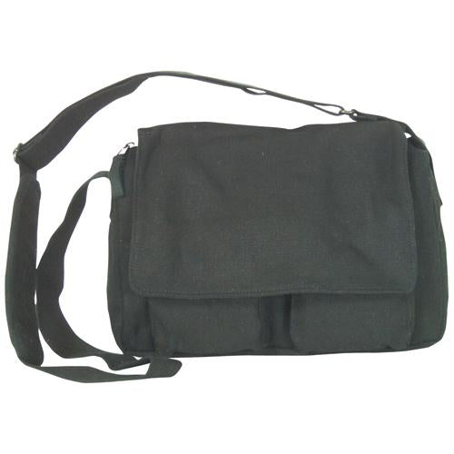 Departure Shoulder Bag - Black