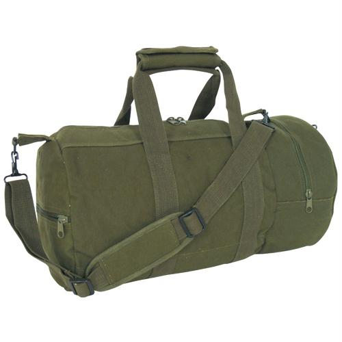 Velocity Trekker Canvas Roll Bag (14