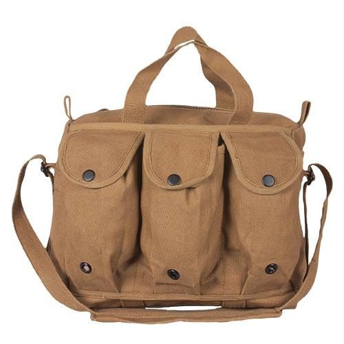 Mag/shooter's Bag - Coyote