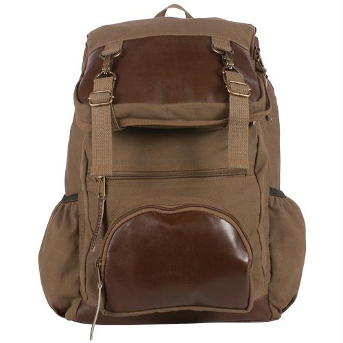 Tahoe Excursion Rucksack - Olive Brown