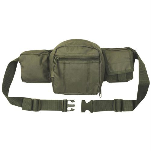 Tactical Fanny Pack - Olive Drab