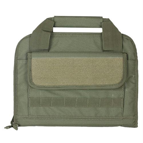 Dual Tactical Pistol Case - Olive Drab