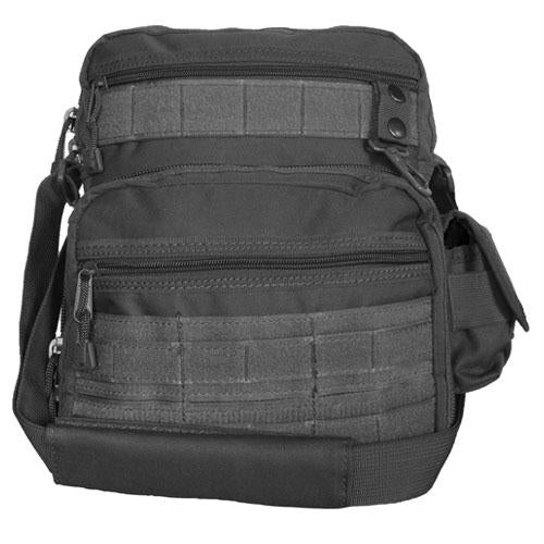 Tactical Field-tech Utility Bag - Black