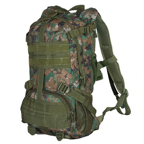 Elite Excursionary Hydration Pack - Digital Woodland