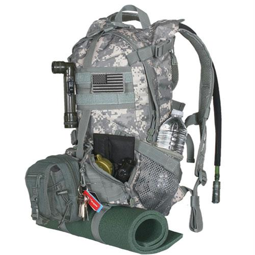 Elite Excursionary Hydration Pack - Terrain Digital