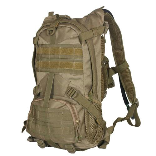 Elite Excursionary Hydration Pack - Coyote