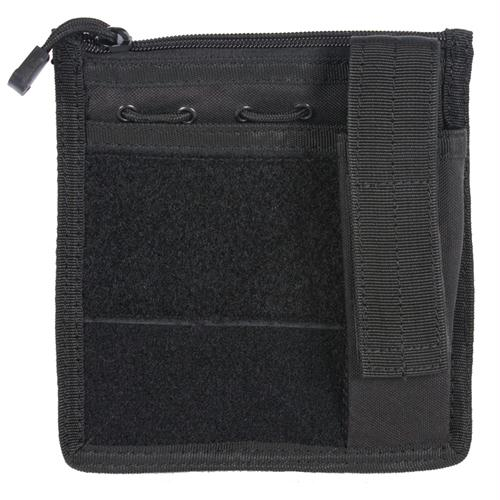Tactical Field Accessory Panel - Black