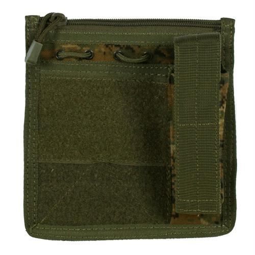 Tactical Field Accessory Panel - Digital Woodland