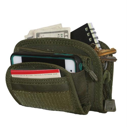 Tactical Belt-utility Pouch - Olive Drab