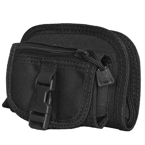 Tactical Belt-utility Pouch - Black