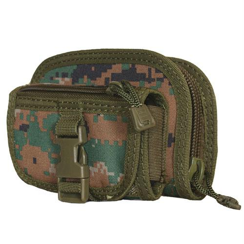 Tactical Belt-utility Pouch - Digital Woodland