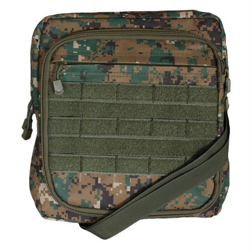 Advanced Universal Tablet / Component Case - Digital Woodland