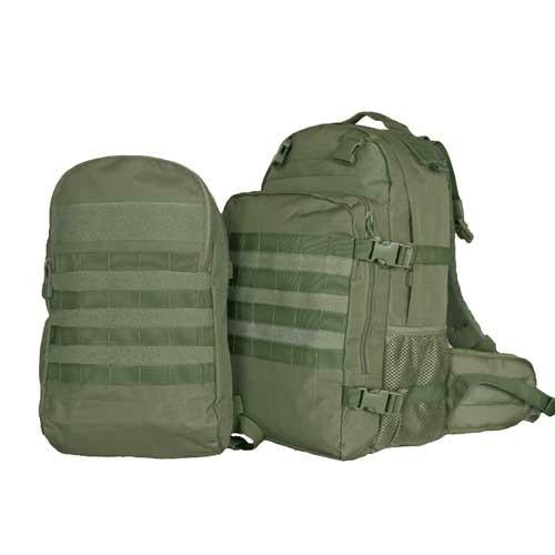 Dual Tactical Pack System - Olive Drab