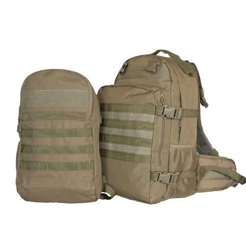 Dual Tactical Pack System - Coyote