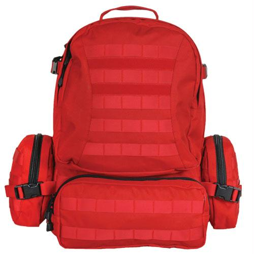 Advanced Hydro Assault Pack - Red