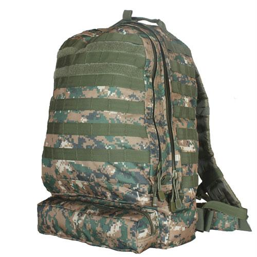 3-day Assault Pack - Digital Woodland