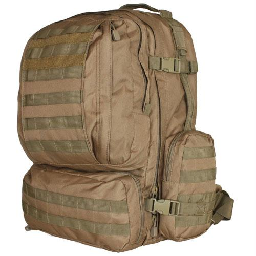 Advanced 3-day Combat Pack - Coyote