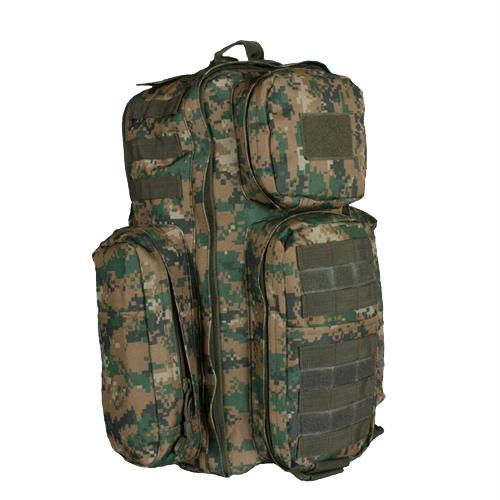 Advanced Tactical Sling Pack - Digital Woodland