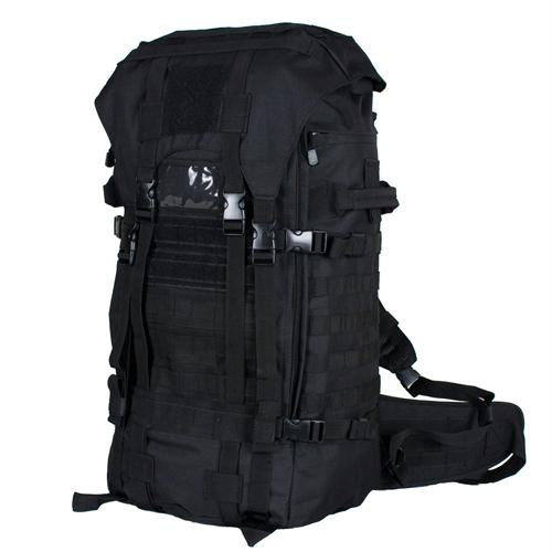 Advanced Mountaineering Pack - Black
