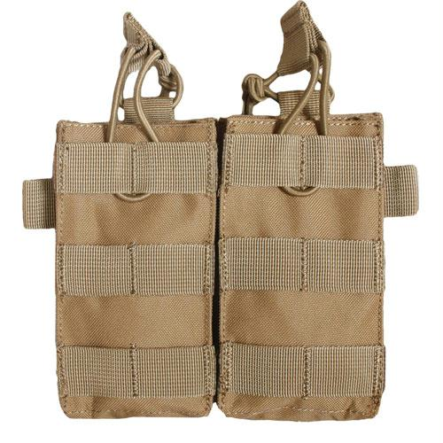 Rip-away M4 60 Round Quick Deploy Pouch - Coyote