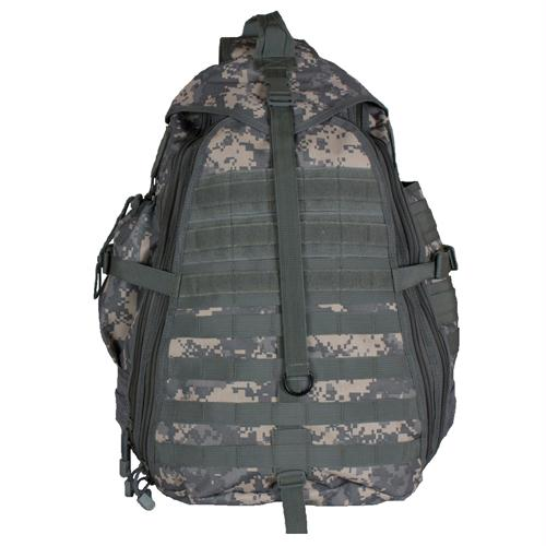 Ambidextrous Teardrop Tactical Sling Pack - Terrain Digital