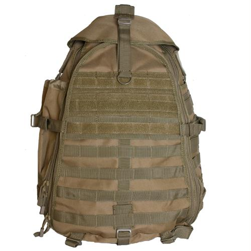 Ambidextrous Teardrop Tactical Sling Pack - Coyote