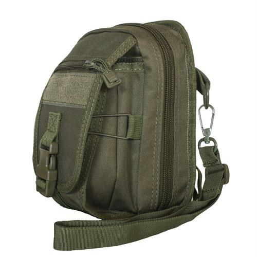 Jumbo Multi-purpose Accessory Pouch - Olive Drab