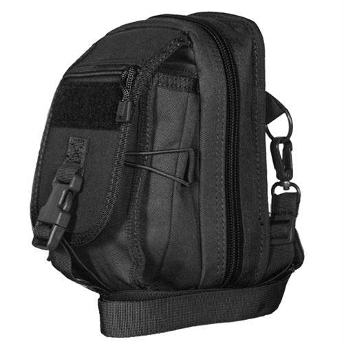 Jumbo Multi-purpose Accessory Pouch - Black